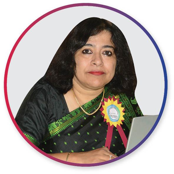 Dr Chandrani Singh